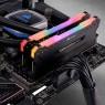 رم کورسیر 16 گیگابایت دو کانال DDR4 CL18 باس 3200 مدل Vengeance PRO RGB