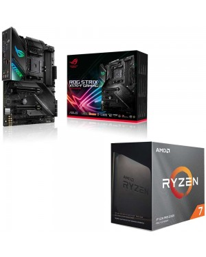 باندل مادربرد ایسوس ROG Strix X570-F Gaming + پردازنده ای ام دی RYZEN7 3800XT