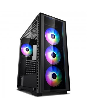 کیس شیشه ای DEEP COOL MATREXX 50 ADD-RGB 4F