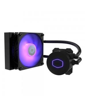 خنک کننده مایع پردازنده کولر مستر MasterLiquid ML120L V2 RGB