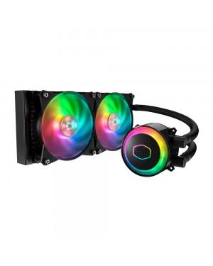 خنک کننده پردازنده کولر مستر MasterLiquid ML240R RGB