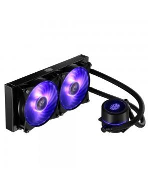 خنک کننده پردازنده کولر مستر MasterLiquid Pro 240 RGB