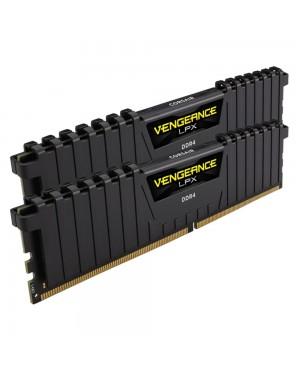 رم کورسیر 64 گیگابایت (2×32) دو کانال DDR4 3200 مدل Vengeance LPX CL16