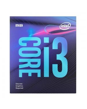 پردازنده اینتل مدل Core i3-9100F BOX