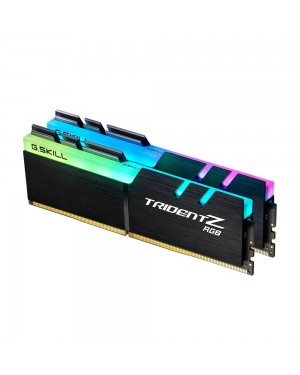 رم جی اسکیل 32 گیگابایت دو کاناله DDR4 CL16 باس 3000 مدل Trident Z RGB