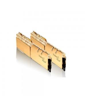 رم جی اسکیل 32 گیگابایت دو کاناله DDR4 CL14 باس 3200 مدل Trident Z Royal