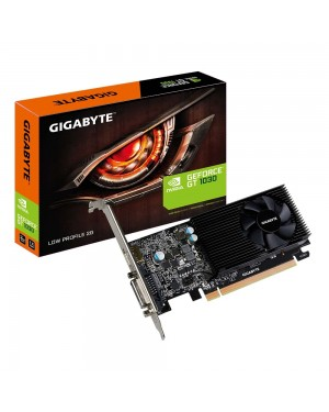 کارت گرافیک گیگابایت GT1030 Low Profile 2G