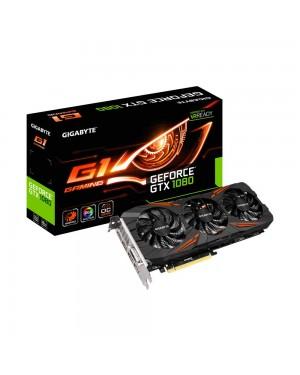 کارت گرافیک گیگابایت GTX1080 G1 Gaming 8G