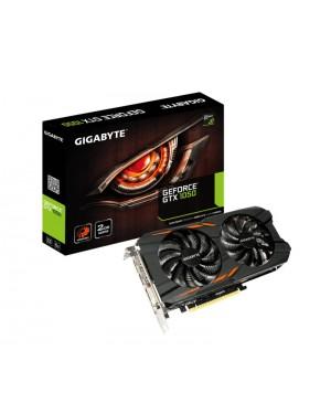 کارت گرافیک گیگابایت GTX 1050 Windforce 2G