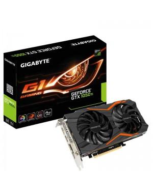 کارت گرافیک گیگابایت GTX 1050 Ti G1 Gaming 4G
