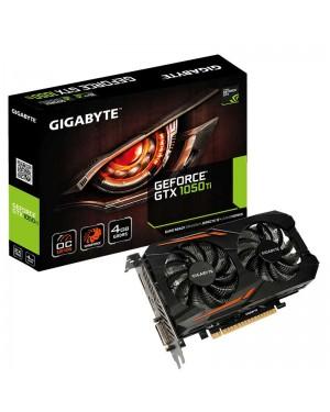 کارت گرافیک گیگابایت GTX 1050 Ti OC 4G