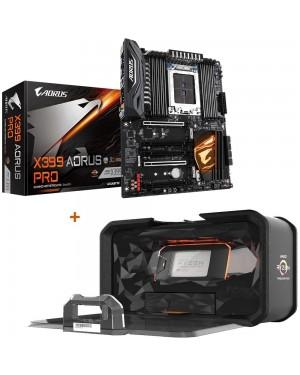 باندل مادربرد گیگابایت X399 AORUS PRO + پردازنده ای ام دی RYZEN Threadripper 2970WX