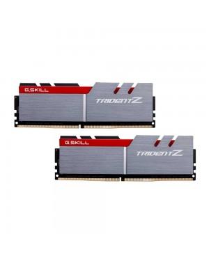 رم جی اسکیل 16 گیگابایت دو کاناله DDR4 CL16 باس 3200 مدل Trident Z