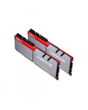 رم جی اسکیل 32 گیگابایت دو کاناله DDR4 CL16 باس 3400 مدل Trident Z