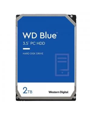 هارد اینترنال وسترن دیجیتال آبی 2 ترابایت WD20EZAZ