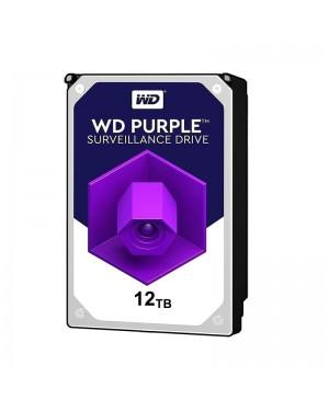 هارد اینترنال وسترن دیجیتال بنفش 12 ترابایت WD121PURZ