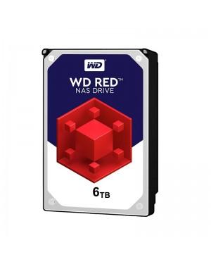 هارد اینترنال وسترن دیجیتال قرمز 6 ترابایت WD60EFAX