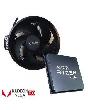 پردازنده تری اورجینال ای ام دی RYZEN5 3400G