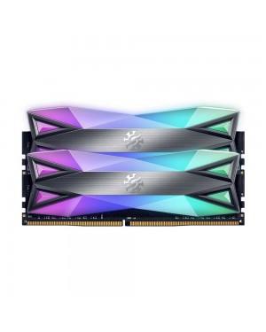 رم ای دیتا 16 گیگابایت دو کانال DDR4 باس 3200 مدل SPECTRIX D60G