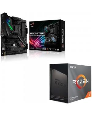 باندل مادربرد ایسوس ROG Strix X470-F Gaming + پردازنده ای ام دی RYZEN7 3800XT
