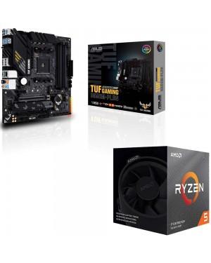 باندل مادربرد ایسوس TUF GAMING B550M-PLUS + پردازنده ای ام دی RYZEN5 3600XT