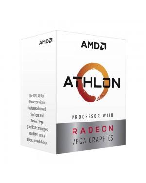 پردازنده ای ام دی مدل Athlon 200GE