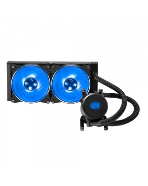 خنک کننده پردازنده کولر مستر MasterLiquid ML240 RGB TR4