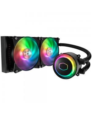 خنک کننده پردازنده کولر مستر MasterLiquid ML240RS RGB