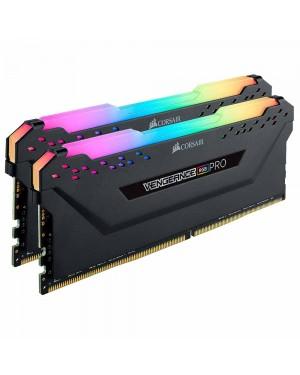رم کورسیر 32 گیگابایت دو کانال DDR4 CL18 باس 3600 مدل Vengeance PRO RGB