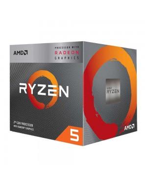 پردازنده ای ام دی RYZEN5 3400G