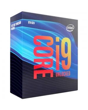 پردازنده اینتل Core i9-9900k باکس اورجینال