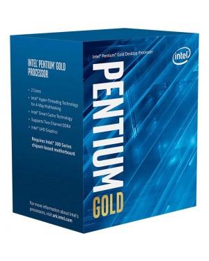 پردازنده اینتل مدل Pentium Gold G6400 BOX