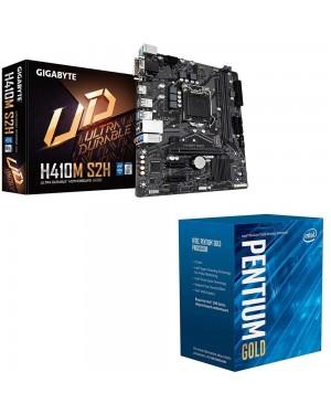 باندل ویژه GIGABYTE H410M-HD3P + CPU INTEL G6405