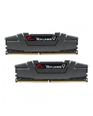 رم جی اسکیل 64 گیگابایت دو کاناله DDR4 CL18 باس 2666 مدل Ripjaws V