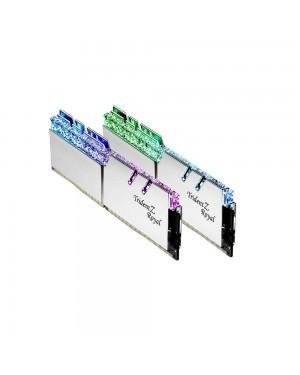 رم جی اسکیل 32 گیگابایت دو کاناله DDR4 CL16 باس 3000 مدل Trident Z Royal