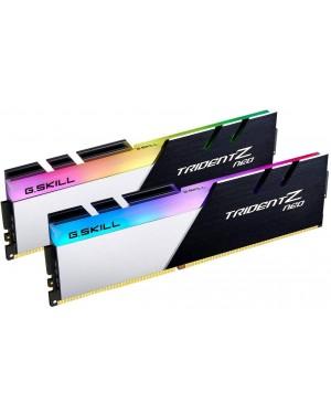 رم جی اسکیل 32 گیگابایت دو کاناله DDR4 CL16 باس 3200 مدل Trident Z Neo