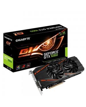 کارت گرافیک گیگابایت GTX1060 G1 Gaming 6G