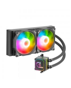خنک کننده پردازنده گرین GLACIER 240 ARGB
