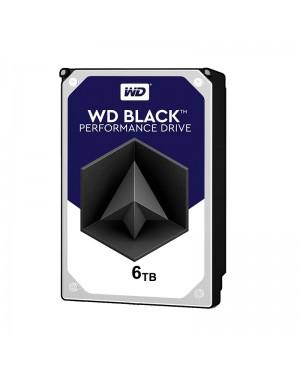 هارد اینترنال وسترن دیجیتال مشکی 6 ترابایت WD6003FZBX