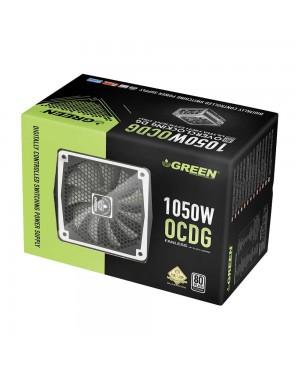 پاور گرین 1050 وات فول ماژولار مدل GP1050B-OCDG