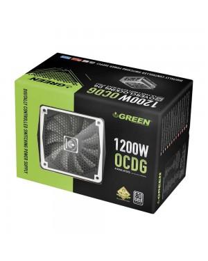 پاور گرین 1200 وات فول ماژولار مدل GP1200B-OCDG