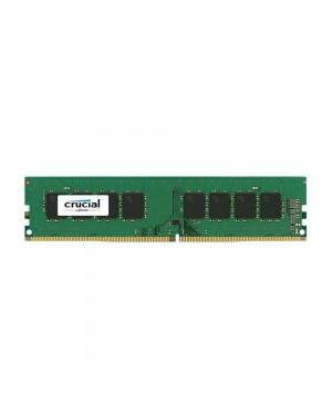 رم کروشیال 8 گیگابایت تک ماژول DDR4 CL17 باس 2400