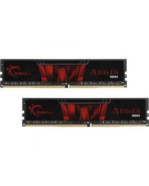رم جی اسکیل 32 گیگابایت دو کانال DDR4 CL16 باس 3000 مدل AEGIS