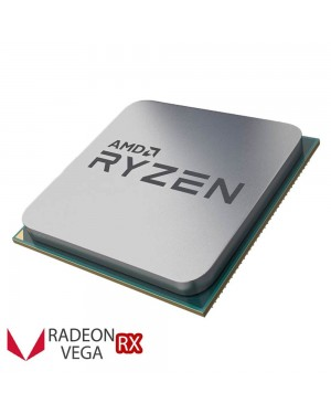 پردازنده ای ام دی RYZEN3 3200G TRAY