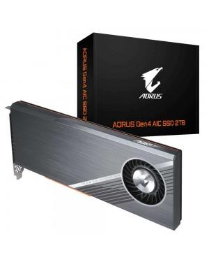 اس اس دی آئوروس 2 ترابایت مدل AORUS Gen4 AIC