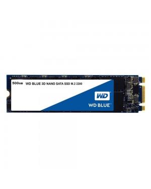 اس اس دی وسترن دیجیتال 500 گیگابایت مدل BLUE M.2
