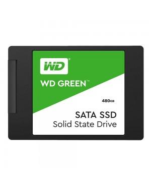 اس دی وسترن دیجیتال 480 گیگابایت مدل GREEN