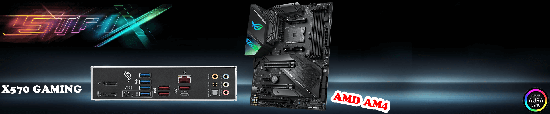مادربرد ایسوس ROG Strix X570-F Gaming