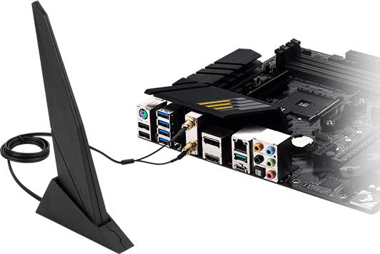 مادربرد ایسوس TUF GAMING B550M-PLUS WI-FI