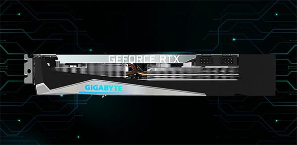 پاور پیشنهادی گرافیک گیگابایت مدل RTX 3070 Ti GAMING OC 8G